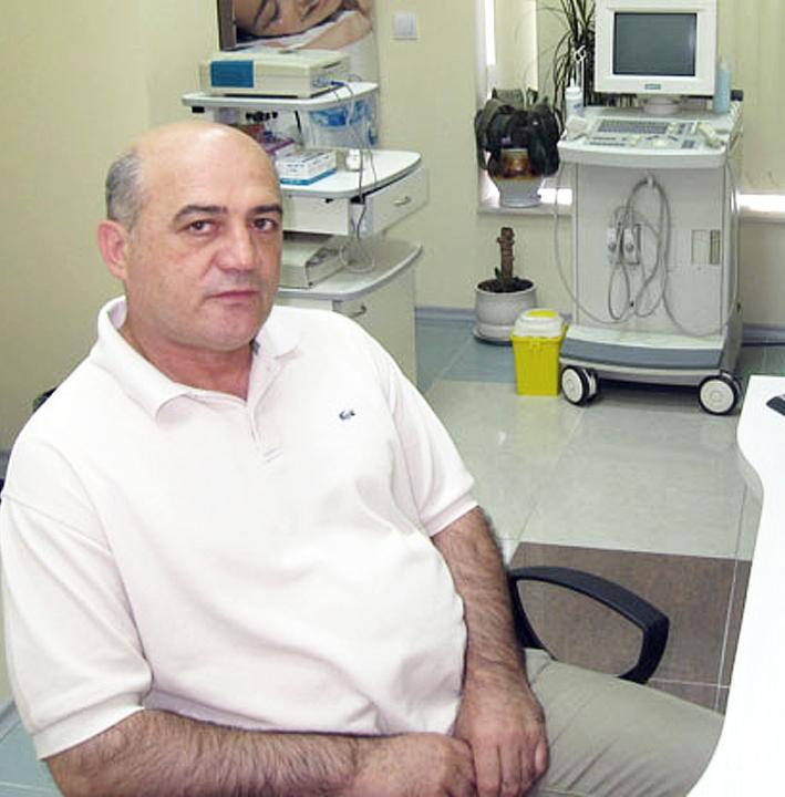 Д-р Георги Томов